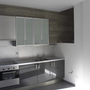 Moderne inbouwkeuken