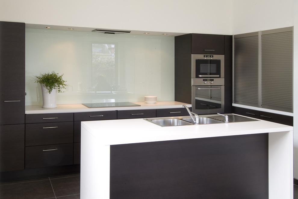 Grote open keuken fullbouw - Hoe dicht een open keuken ...
