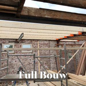 Zolder dak vernieuwen