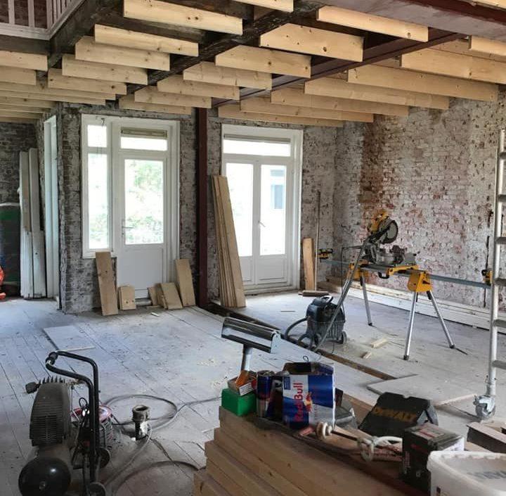 Woning renovatie